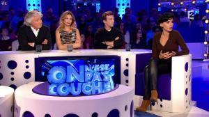 Rachida Dati dans On n'est pas Couché - 15/11/14 - 022
