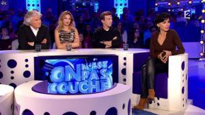 Rachida Dati dans On n'est pas Couché - 15/11/14 - 024