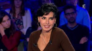 Rachida Dati dans On n'est pas Couché - 15/11/14 - 027