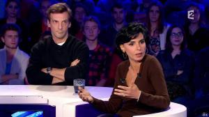 Rachida Dati dans On n'est pas Couché - 15/11/14 - 028