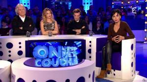 Rachida Dati dans On n'est pas Couché - 15/11/14 - 029