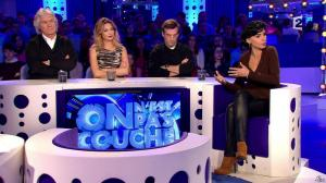 Rachida Dati dans On n'est pas Couché - 15/11/14 - 032