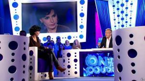 Rachida Dati dans On n'est pas Couché - 15/11/14 - 035