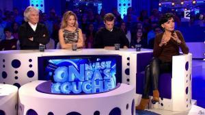 Rachida Dati dans On n'est pas Couché - 15/11/14 - 037