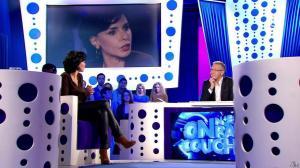 Rachida Dati dans On n'est pas Couché - 15/11/14 - 038