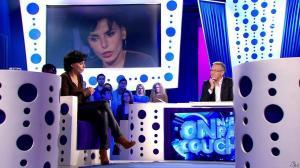 Rachida Dati dans On n'est pas Couché - 15/11/14 - 039