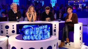 Rachida Dati dans On n'est pas Couché - 15/11/14 - 041