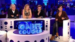 Rachida Dati dans On n'est pas Couché - 15/11/14 - 045