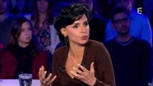 Rachida Dati dans On n'est pas Couché - 15/11/14 - 047
