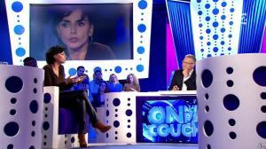 Rachida Dati dans On n'est pas Couché - 15/11/14 - 049
