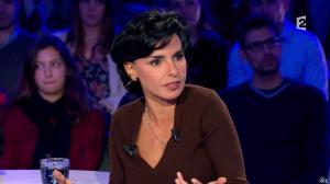 Rachida Dati dans On n'est pas Couché - 15/11/14 - 050