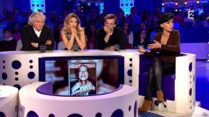 Rachida Dati dans On n'est pas Couché - 15/11/14 - 051