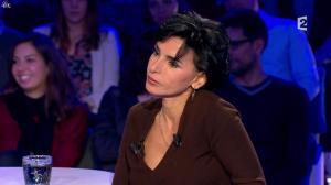 Rachida Dati dans On n'est pas Couché - 15/11/14 - 052