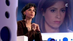 Rachida Dati dans On n'est pas Couché - 15/11/14 - 055