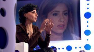 Rachida Dati dans On n'est pas Couché - 15/11/14 - 059