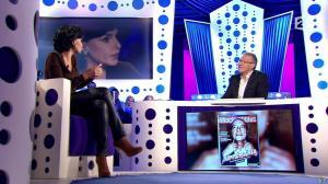Rachida Dati dans On n'est pas Couché - 15/11/14 - 066