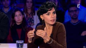 Rachida Dati dans On n'est pas Couché - 15/11/14 - 072