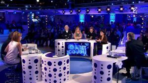 Rachida Dati dans On n'est pas Couché - 15/11/14 - 076