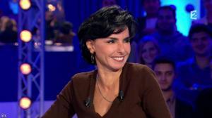 Rachida Dati dans On n'est pas Couché - 15/11/14 - 100
