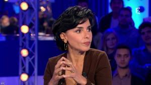 Rachida Dati dans On n'est pas Couché - 15/11/14 - 120