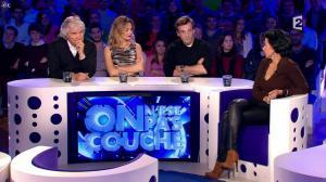 Rachida Dati dans On n'est pas Couché - 15/11/14 - 139
