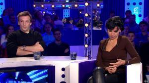 Rachida Dati dans On n'est pas Couché - 15/11/14 - 142