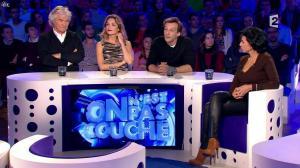 Rachida Dati dans On n'est pas Couché - 15/11/14 - 145