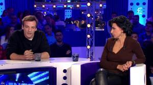 Rachida Dati dans On n'est pas Couché - 15/11/14 - 147