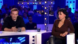 Rachida Dati dans On n'est pas Couché - 15/11/14 - 149
