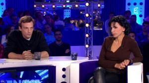 Rachida Dati dans On n'est pas Couché - 15/11/14 - 150