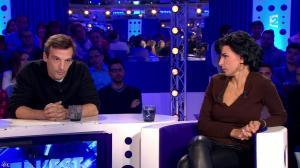 Rachida Dati dans On n'est pas Couché - 15/11/14 - 151