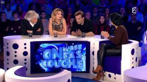 Rachida Dati dans On n'est pas Couché - 15/11/14 - 154
