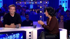 Rachida Dati dans On n'est pas Couché - 15/11/14 - 155