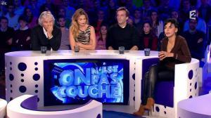 Rachida Dati dans On n'est pas Couché - 15/11/14 - 179