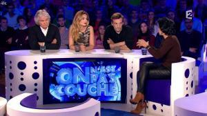 Rachida Dati dans On n'est pas Couché - 15/11/14 - 180