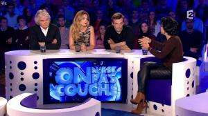 Rachida Dati dans On n'est pas Couché - 15/11/14 - 181
