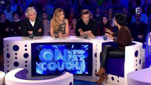 Rachida Dati dans On n'est pas Couché - 15/11/14 - 182