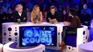Rachida Dati dans On n'est pas Couché - 15/11/14 - 183