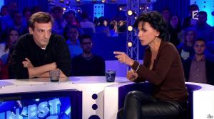 Rachida Dati dans On n'est pas Couché - 15/11/14 - 188