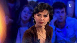 Rachida Dati dans On n'est pas Couché - 15/11/14 - 201
