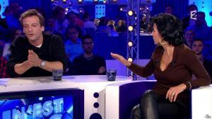 Rachida Dati dans On n'est pas Couché - 15/11/14 - 227