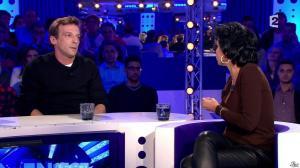 Rachida Dati dans On n'est pas Couché - 15/11/14 - 231