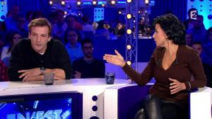 Rachida Dati dans On n'est pas Couché - 15/11/14 - 234