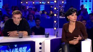 Rachida Dati dans On n'est pas Couché - 15/11/14 - 237