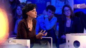 Rachida Dati dans On n'est pas Couché - 15/11/14 - 248