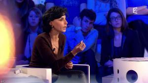 Rachida Dati dans On n'est pas Couché - 15/11/14 - 249