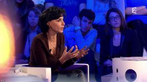 Rachida Dati dans On n'est pas Couché - 15/11/14 - 250