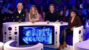 Rachida Dati dans On n'est pas Couché - 15/11/14 - 251