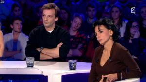 Rachida Dati dans On n'est pas Couché - 15/11/14 - 256