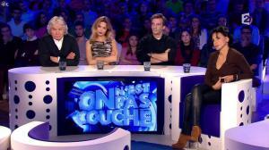 Rachida Dati dans On n'est pas Couché - 15/11/14 - 257